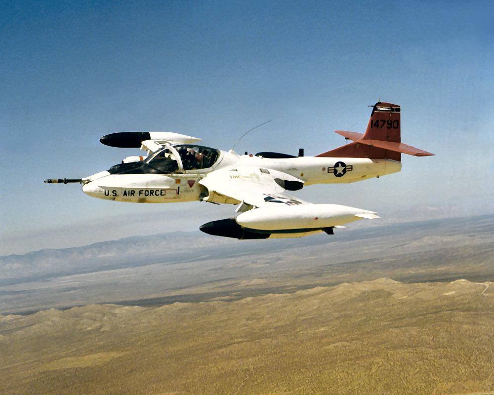 Cessna A-37B Dragonfly Photo Gallery