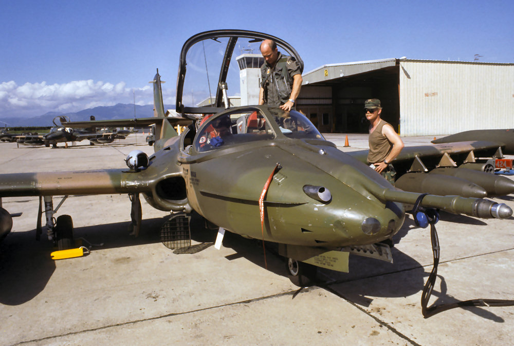Cessna A 37b Dragonfly Photo Gallery