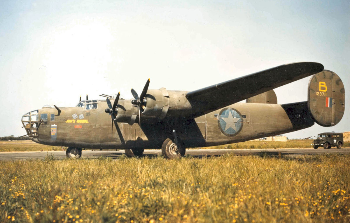 Consolidated B-24 Liberator Photo Gallery