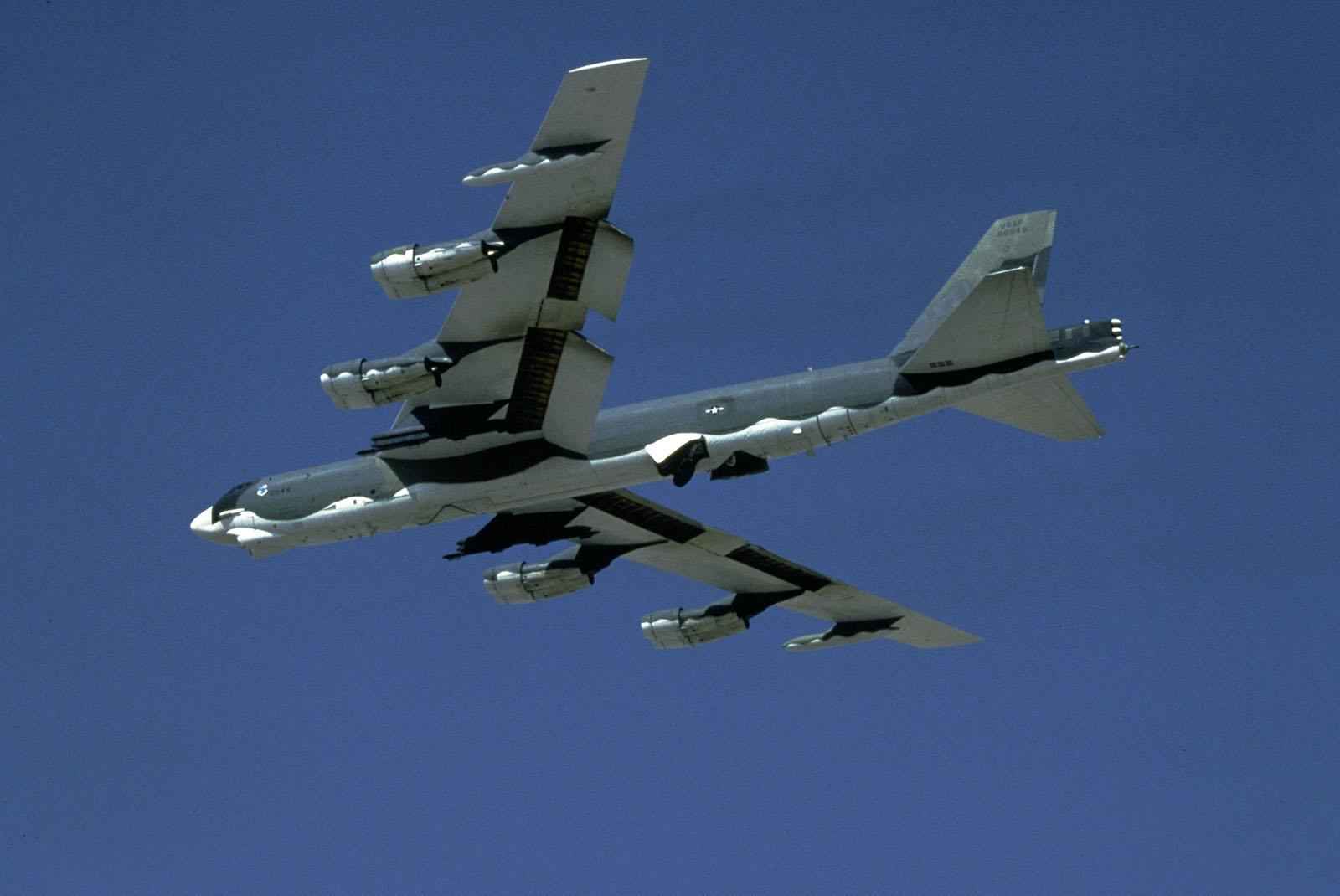 Boeing B-52H Stratofortress Photo Gallery