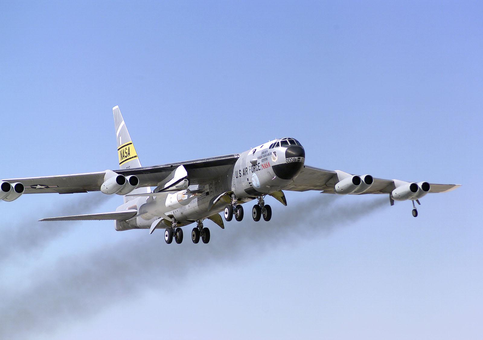 B-52 NASA Motherships Photo Gallery