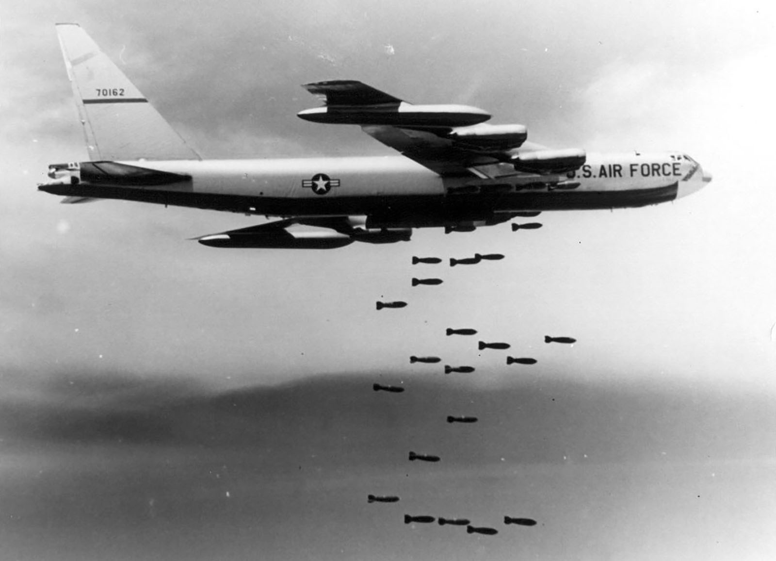 Boeing B-52A-F Stratofortress Photo Gallery