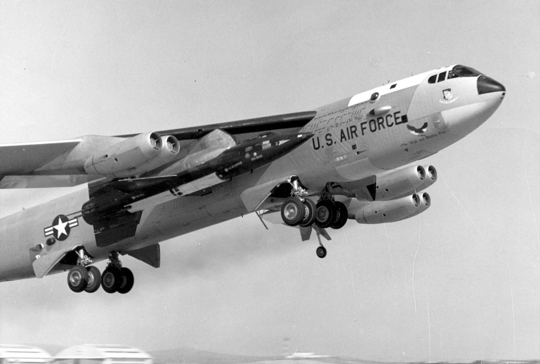 nasa b-52 - photo #25