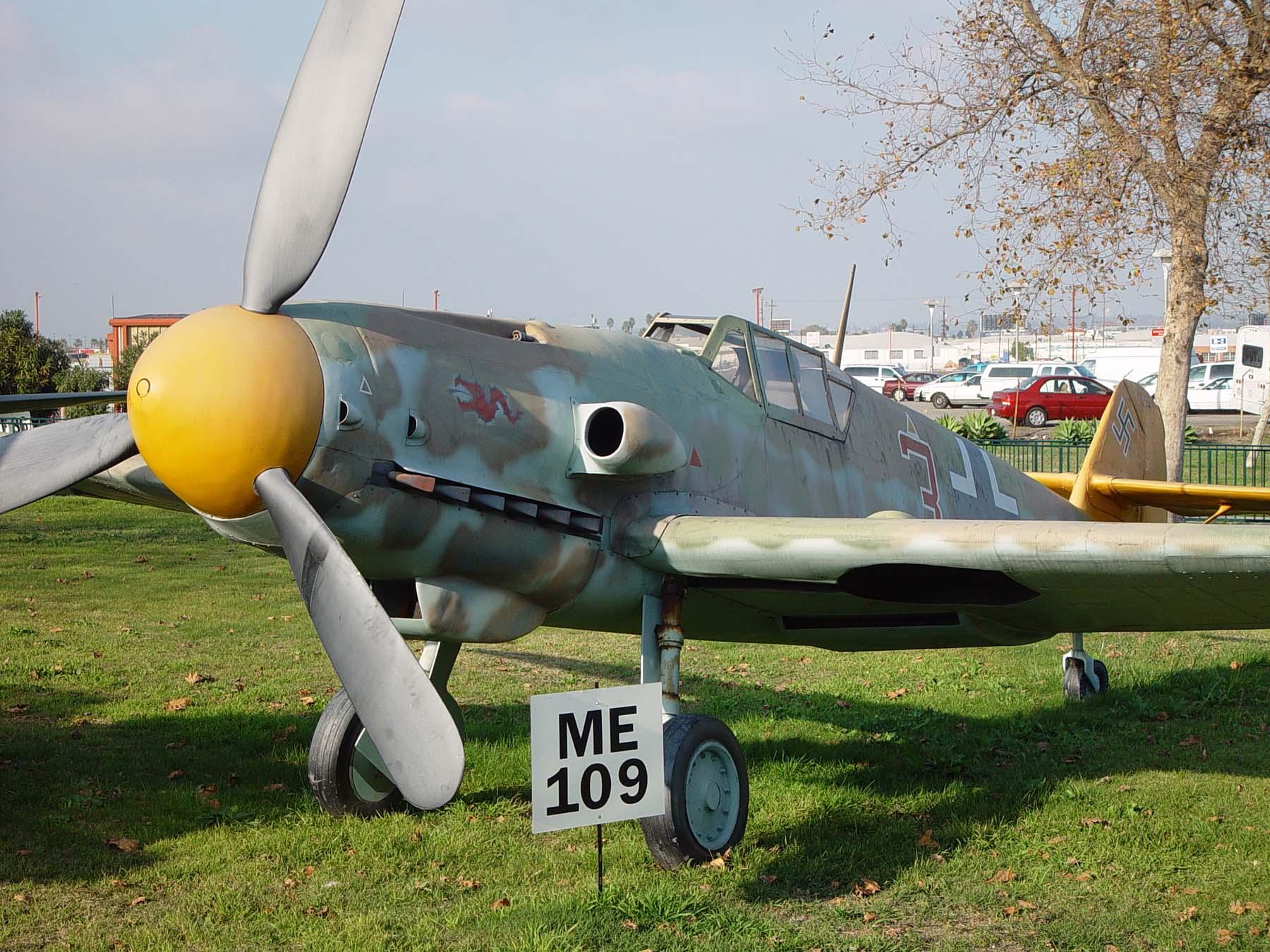 Messerschmitt Bf 109 Photo Gallery
