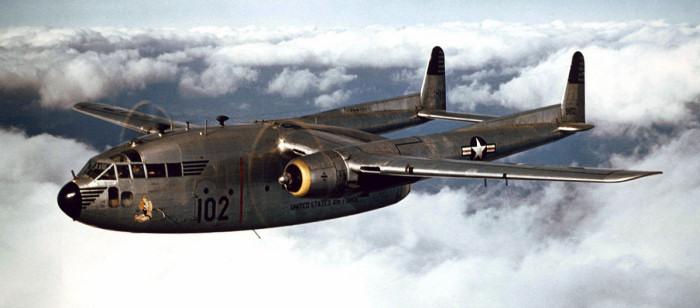 Fairchild C-119 Flying Boxcar Modeler's Online Reference