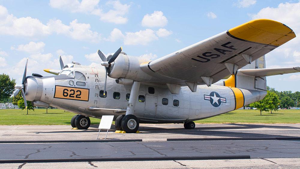Northrop C-125 Raider Modeler's Online Reference