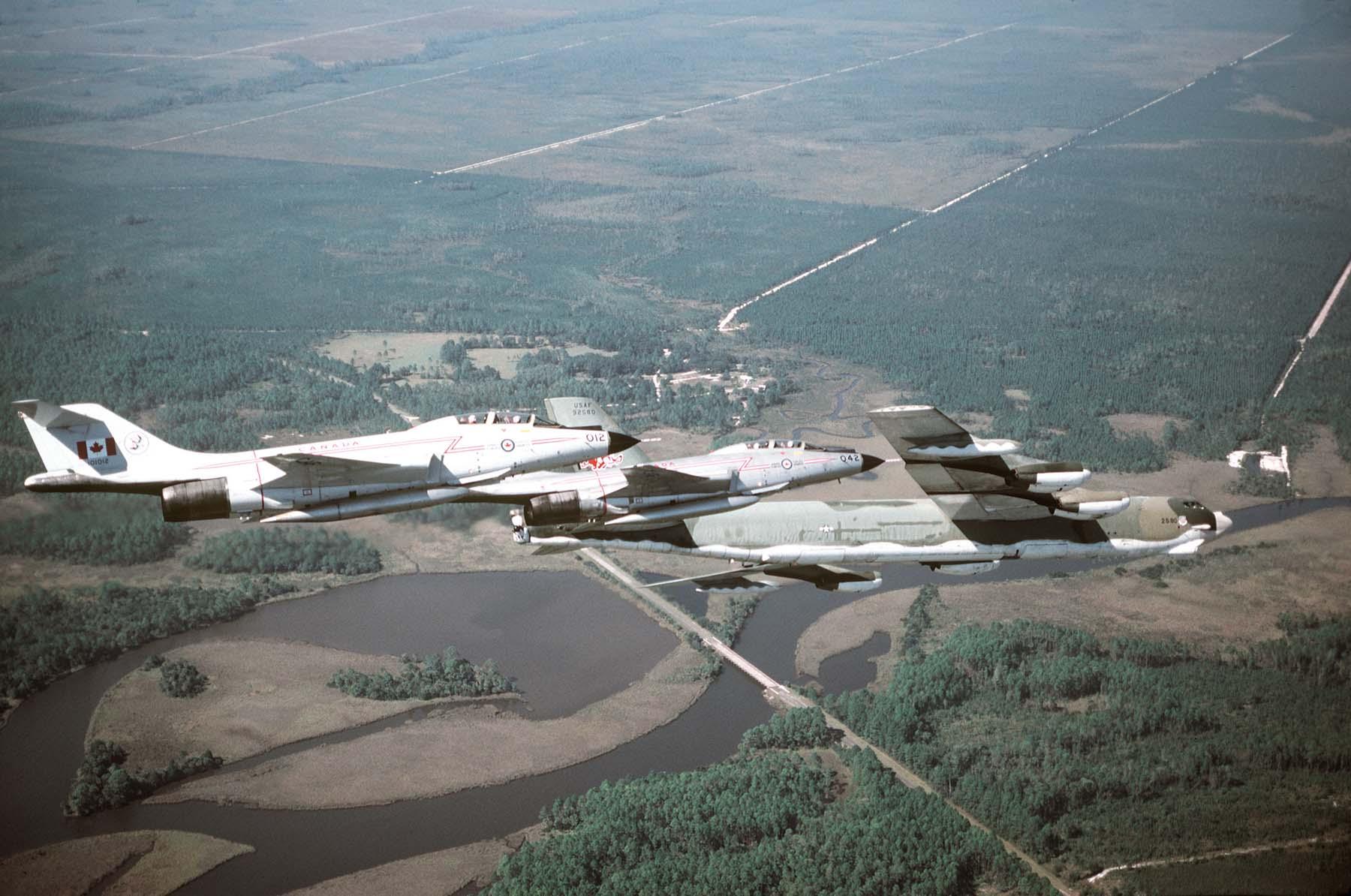McDonnell F-101B Voodoo Photo Gallery