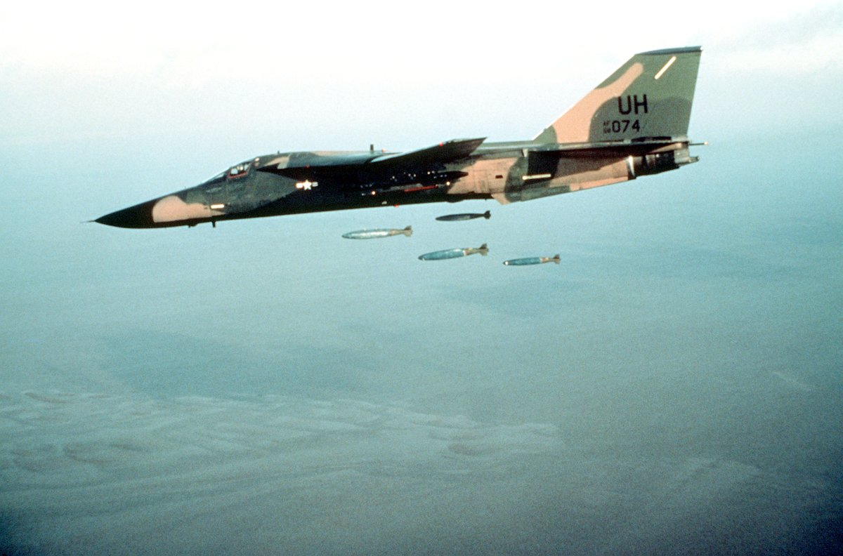 General Dynamics F-111 Photo Gallery
