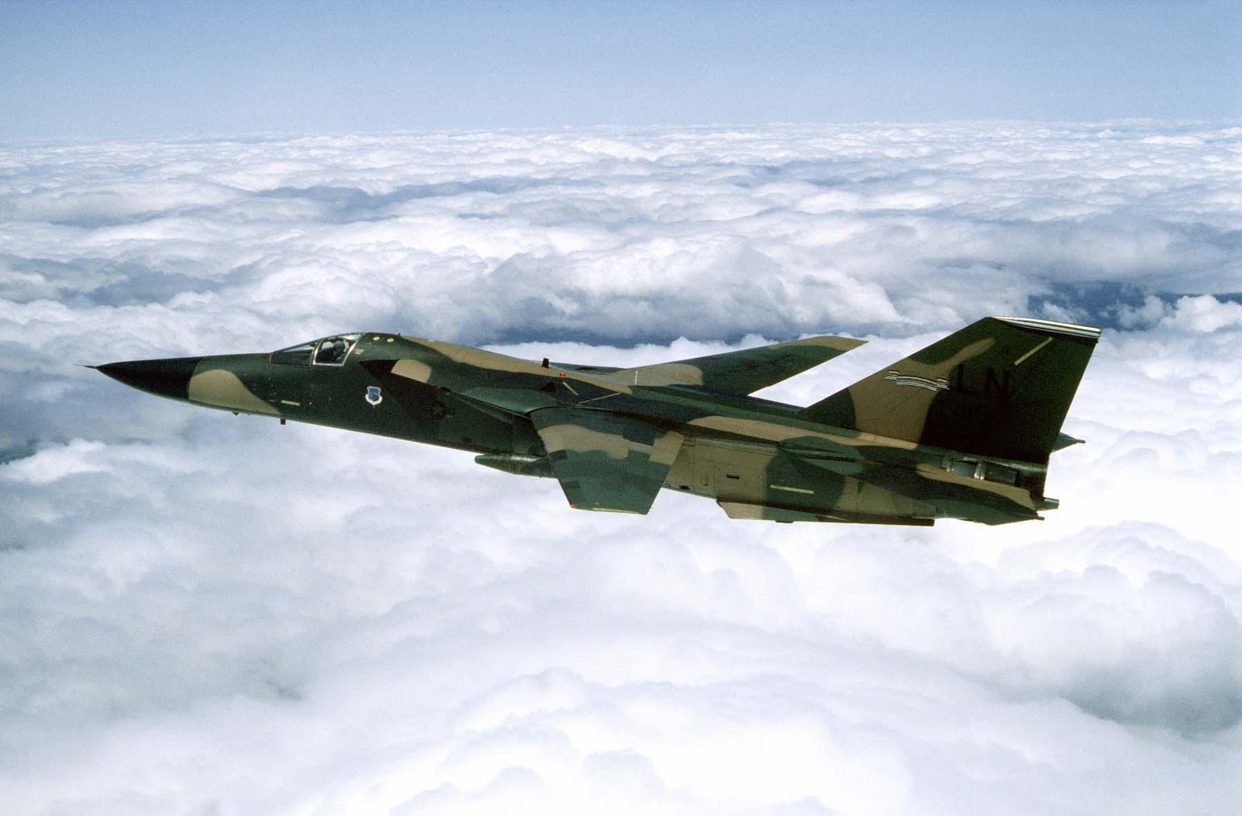 General Dynamics F-111 Photo Gallery