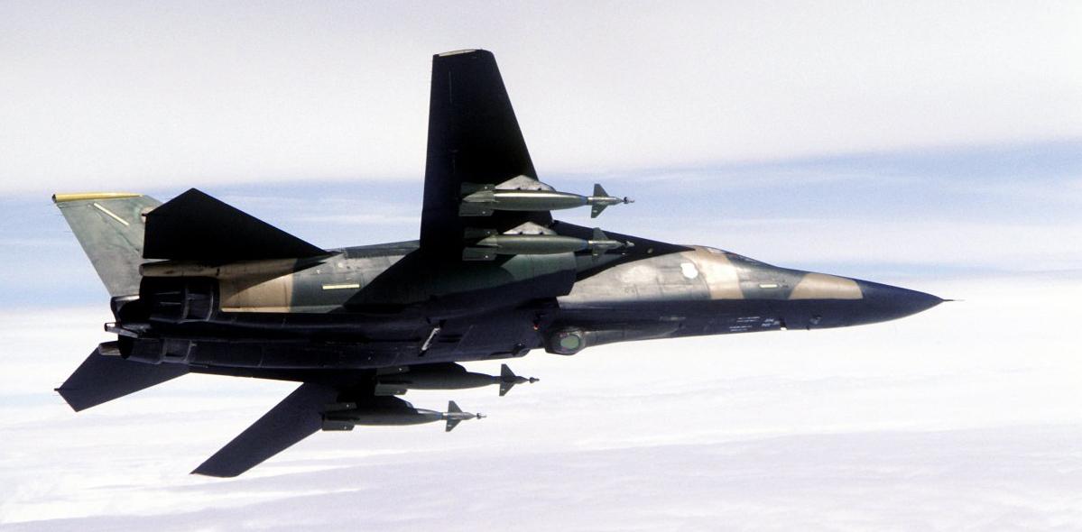 General Dynamics F-111 Modeler's Online Reference