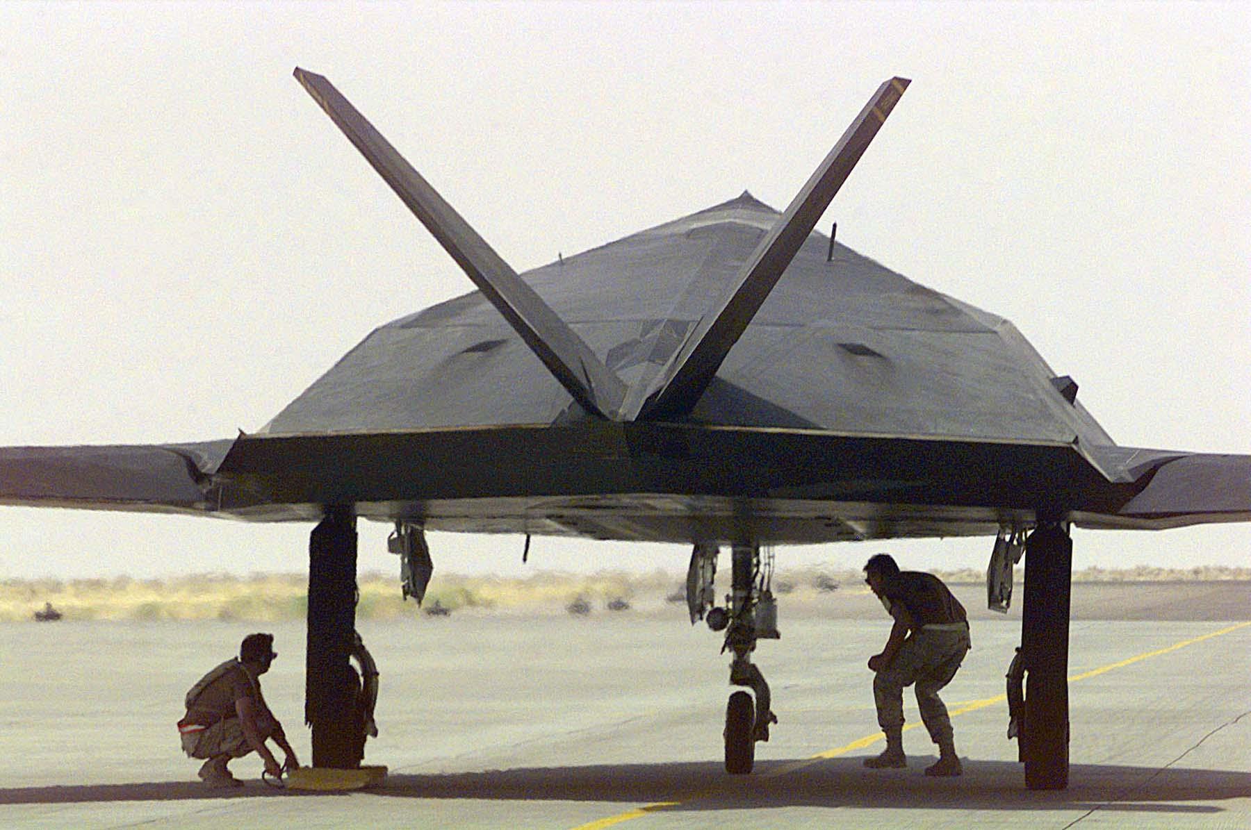 Lockheed F-117 Nighthawk Photo Gallery