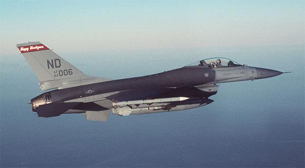 General Dynamics/Lockheed-Martin F-16 Fighting Falcon Variants