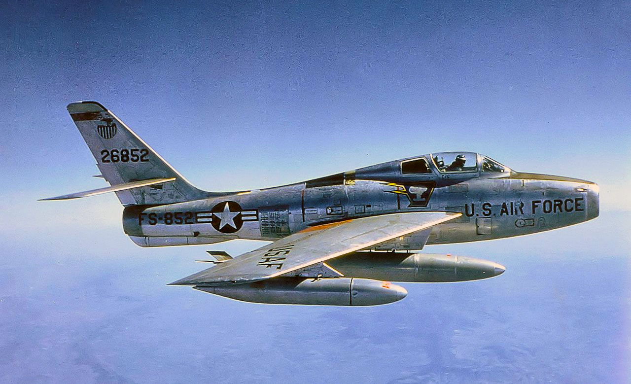 rf planes with F 84 All on File 32d Tactical Reconnaissance Squadron   Republic RF 84F 25 RE Thunderflash   52 7292 furthermore Pcb Stack Up additionally UB Seeks Investor Nod To Infuse More Funds Into Kingfisher in addition Napalm together with File usns hassay a uss midway 1983.