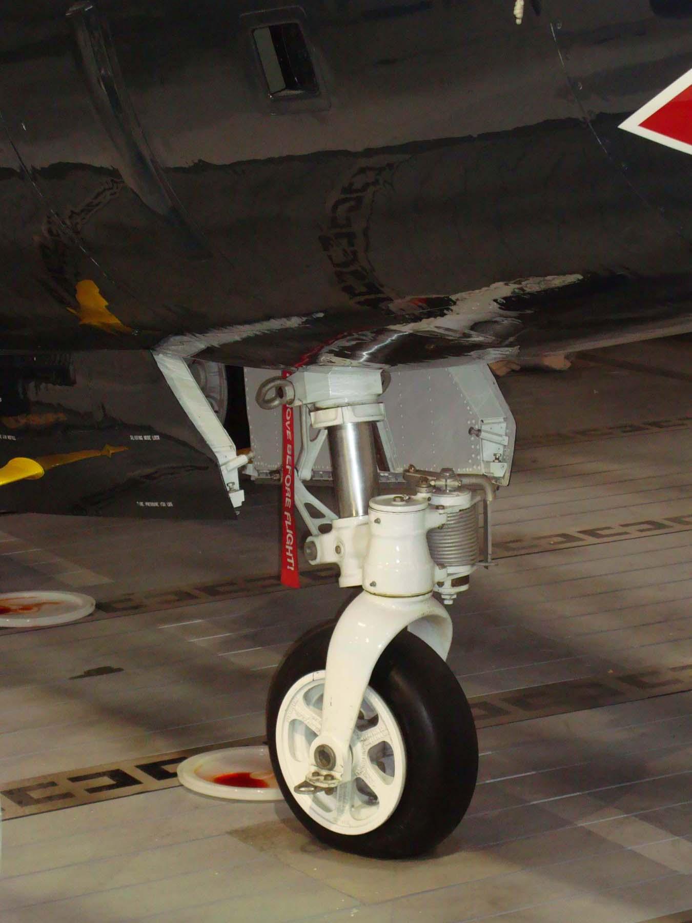 Grumman F9f 2 Panther Photo Walk Around
