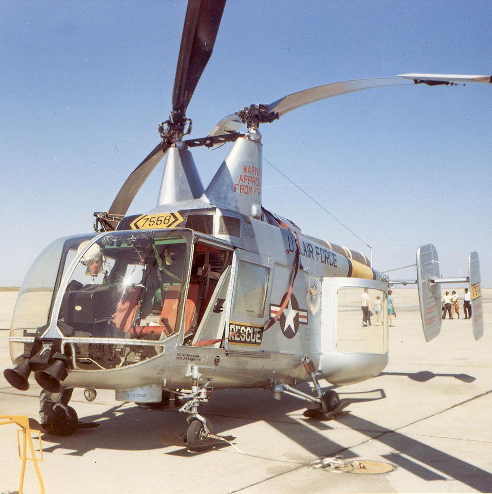Kaman Aircraft K-600 Huskie (OH-43 / UH-43 / HH-43 ...