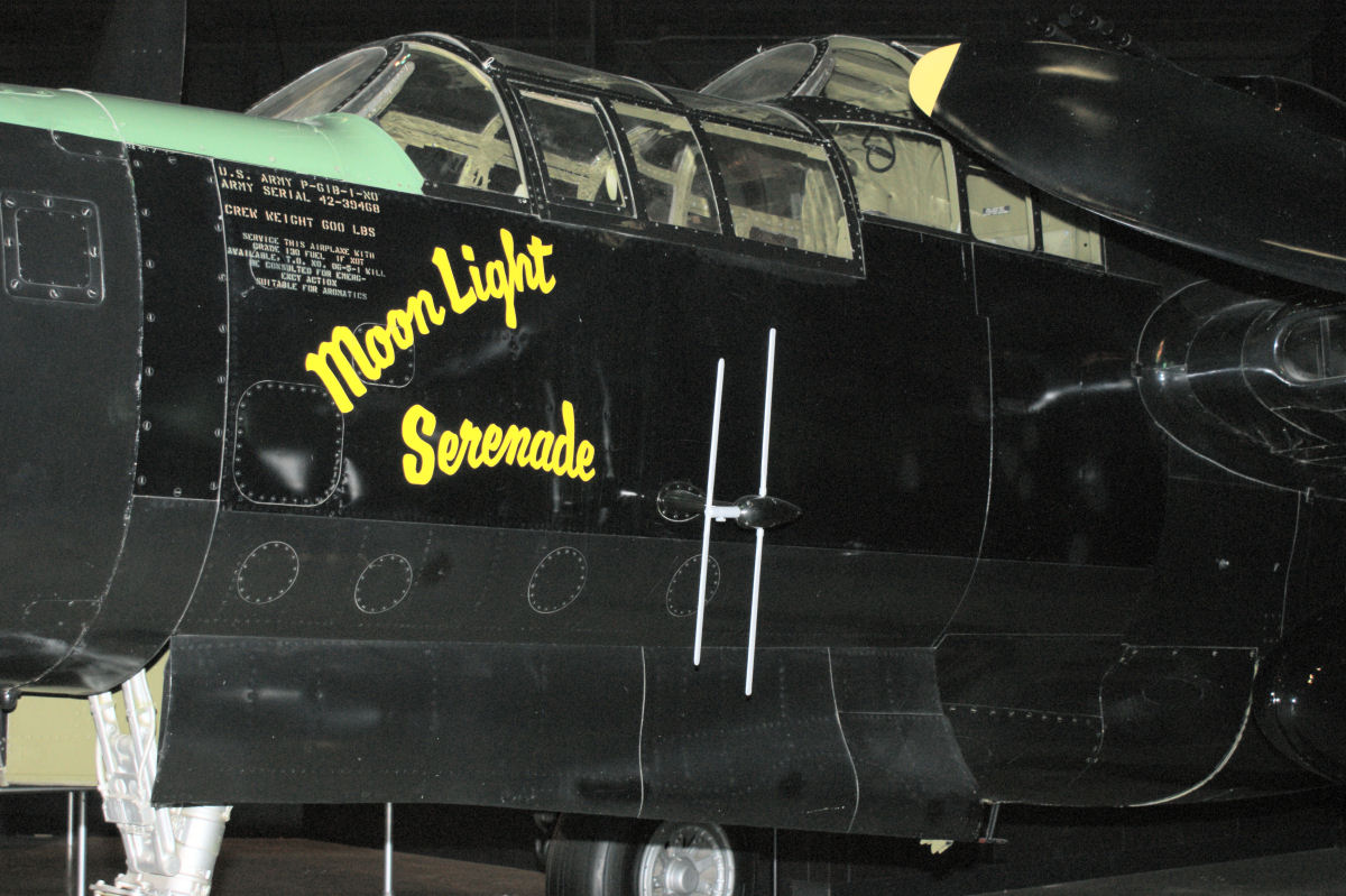 Northrop P 61c Black Widow Photo Walk Around