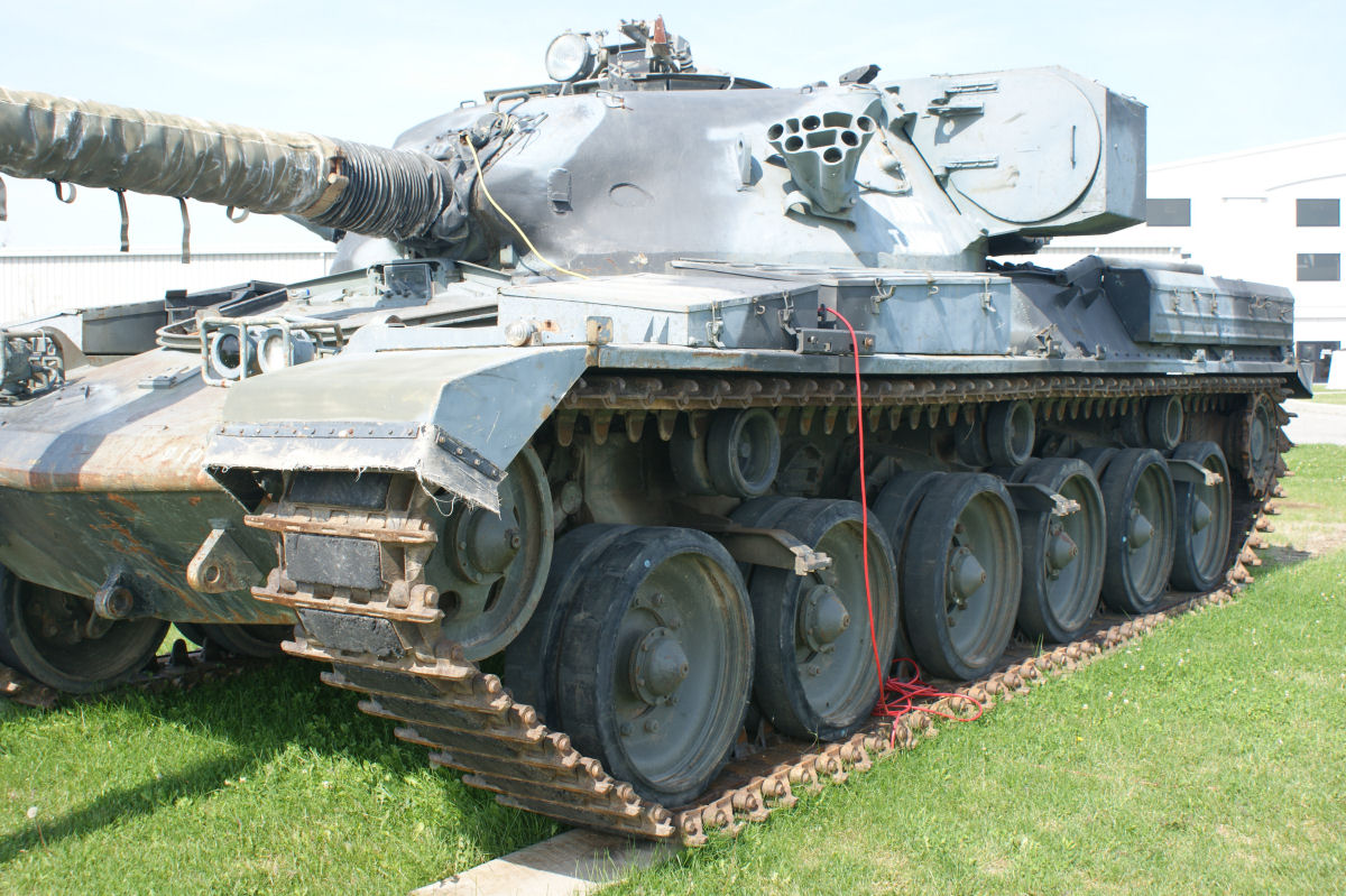 Chieftain Main Battle Tank Photo Walk Around at the ...