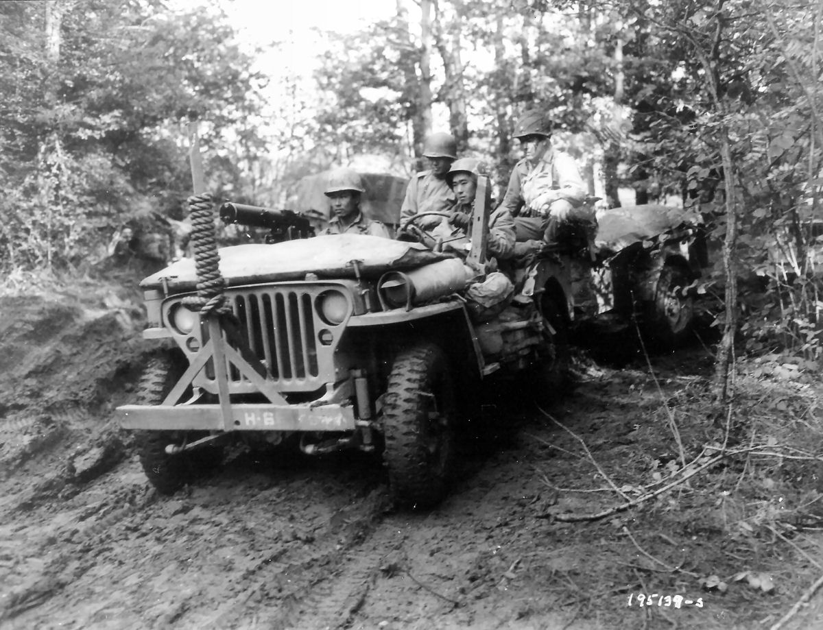 Willys Jeep 2018 >> Willys MB Jeep Photo Gallery from World War II