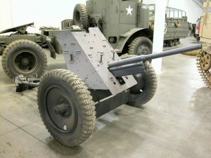 75 Cm Pak 40 Project Airsoft Cannon Replica Combustion Cannon