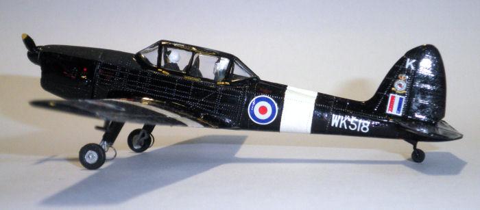 Airfix A01054 172 Chipmunk T10 Build Review