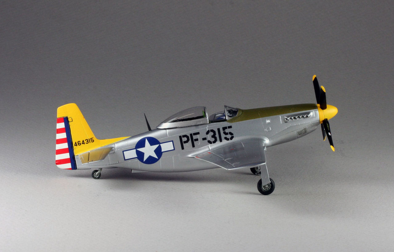 Cmr 160 1 72 P 51h Mustang Build Review Image 04