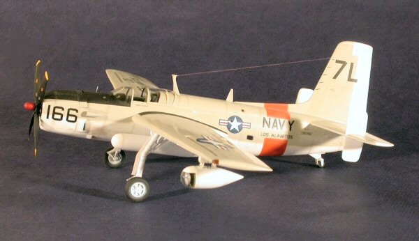 Collect Aire 4849 1 48 Grumman Af 3s Guardian Kit Build Review