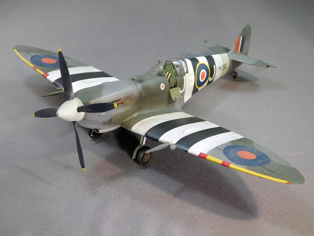 Eduard 8281 1 48 Spitfire Mk Ixc Late Build Review