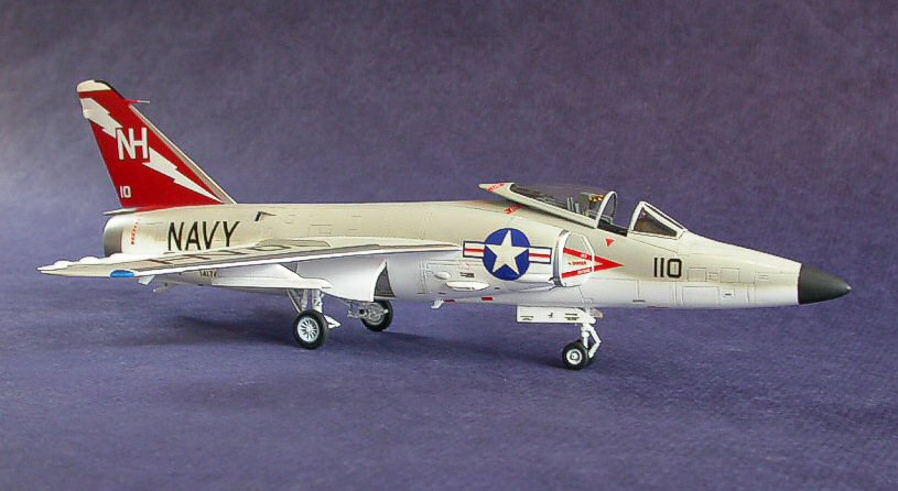 FM 6045 1/48 Grumman F11F-1 Tiger Build Review