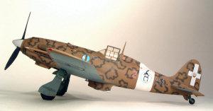 Macchi MC202 1-48 by Hasegawa