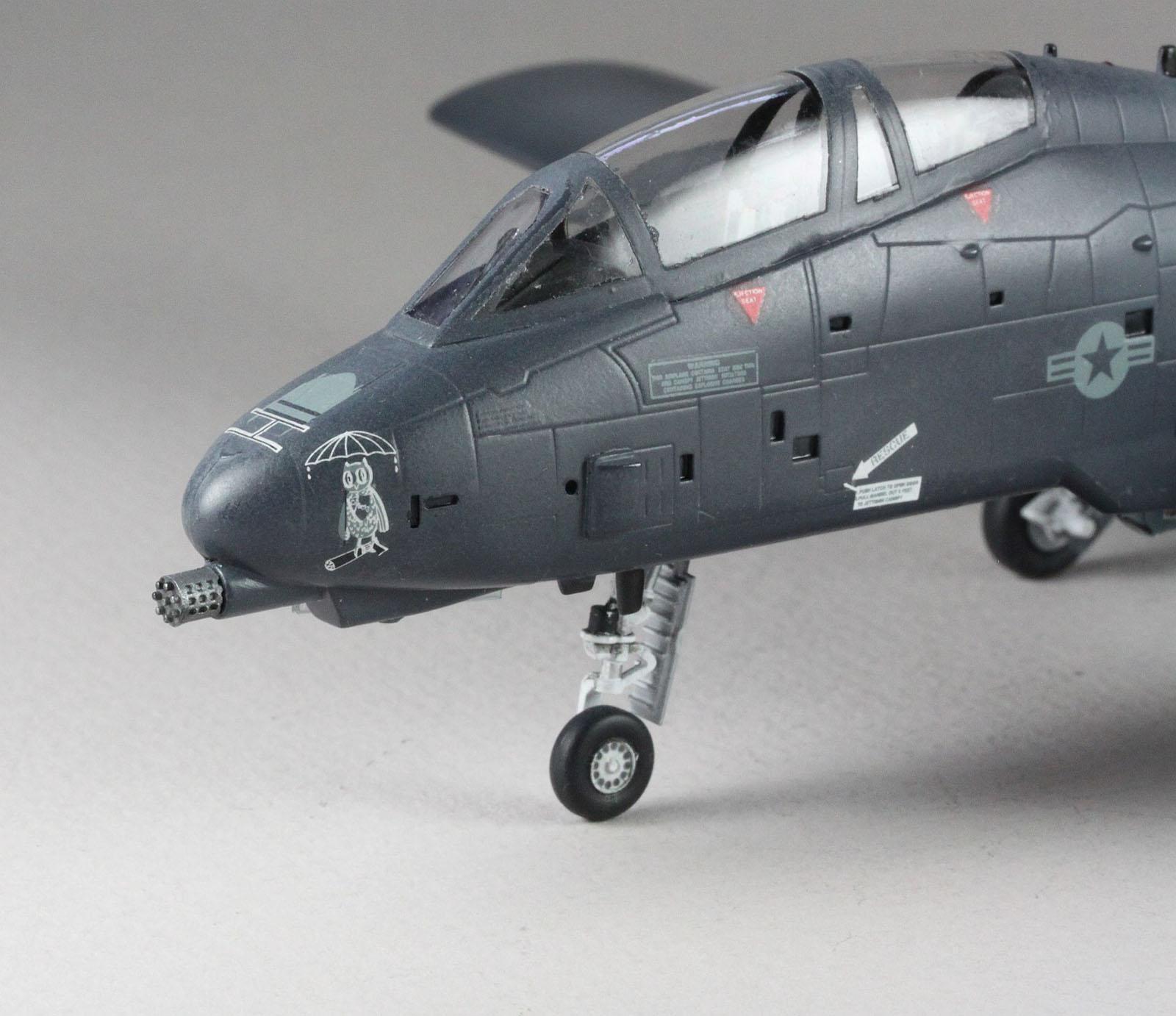 Hobbyboss 1//72 80267 N//AW A-10A Thunderbolt II
