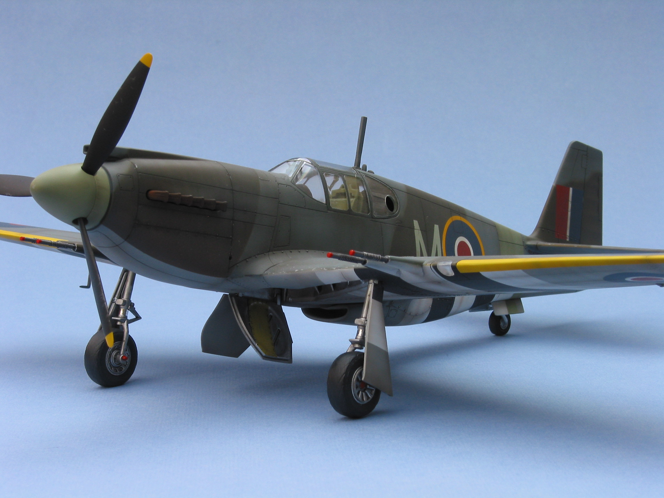 Hobbycraft 1/32 Mustang Mk.IA Build Review