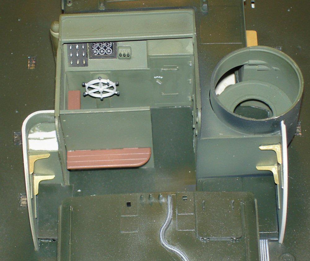 PT Boat Color