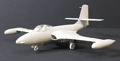 Kitty Hawk 1//48 KH80131 F2H-2//F2H-2P Banshee