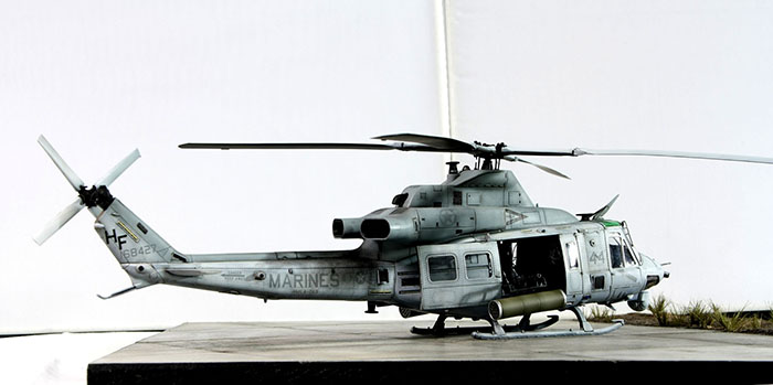Kitty Hawk Models 80124 1 48 Uh 1y Venom Photo Feature