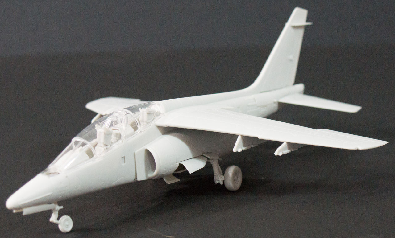 Kinetic 1//48 Alpha Jet A//E # 48043