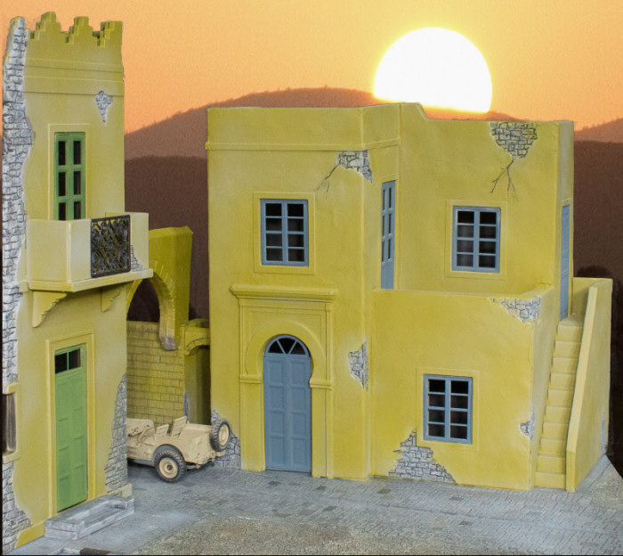 Miniart 36056 1 35 Scale Middle East Diorama Build Review