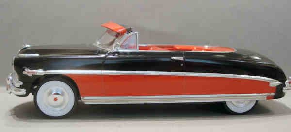 1953 Hudson Hornet Interior Colors