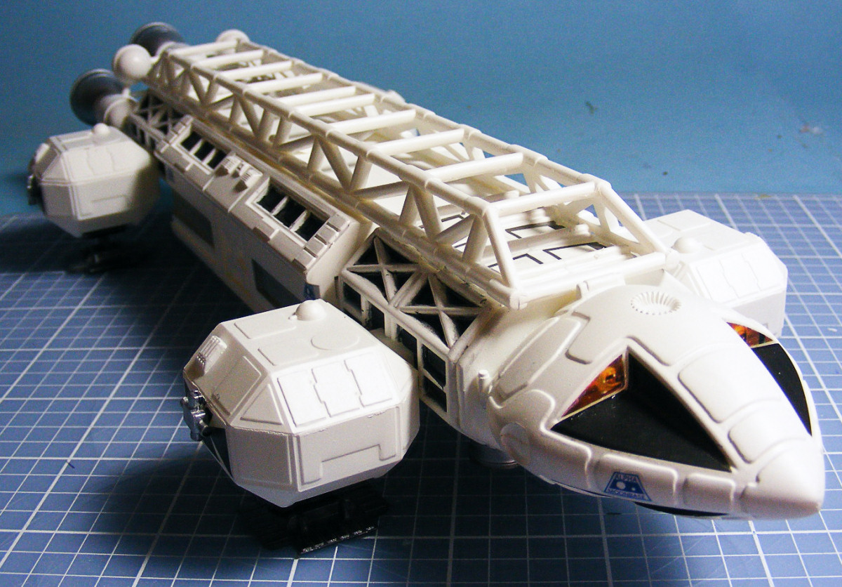 Mpc   Eagle Transporter Build