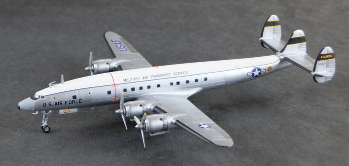Revell 4269 1 144 C 121c Constellation Kit Build Review