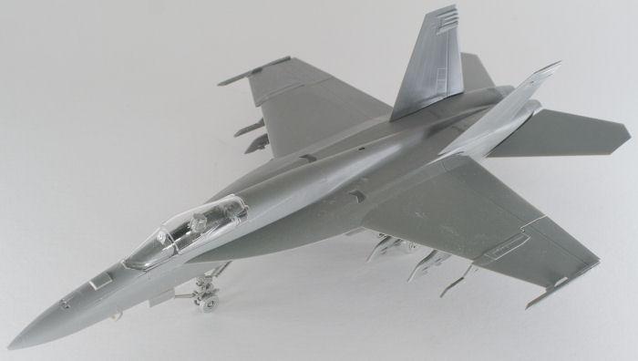 Revell 5850 1 48 Scale Boeing F A 18e Super Hornet Quick