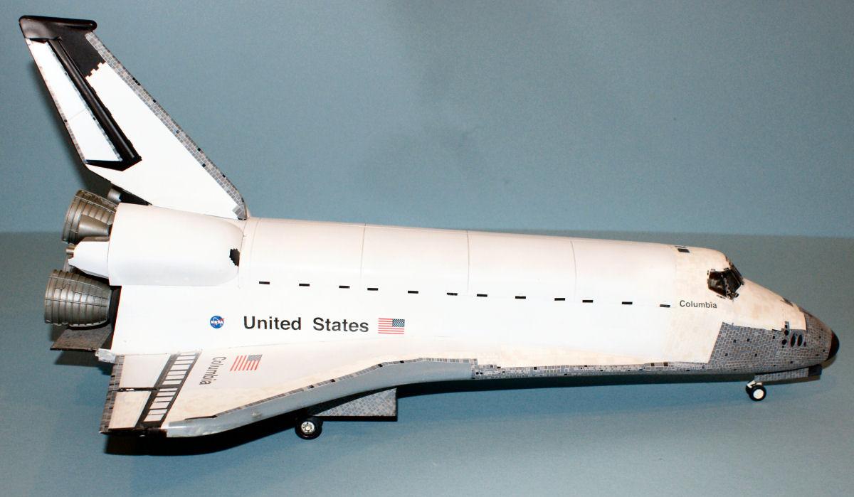 monogram space shuttle interior - photo #48
