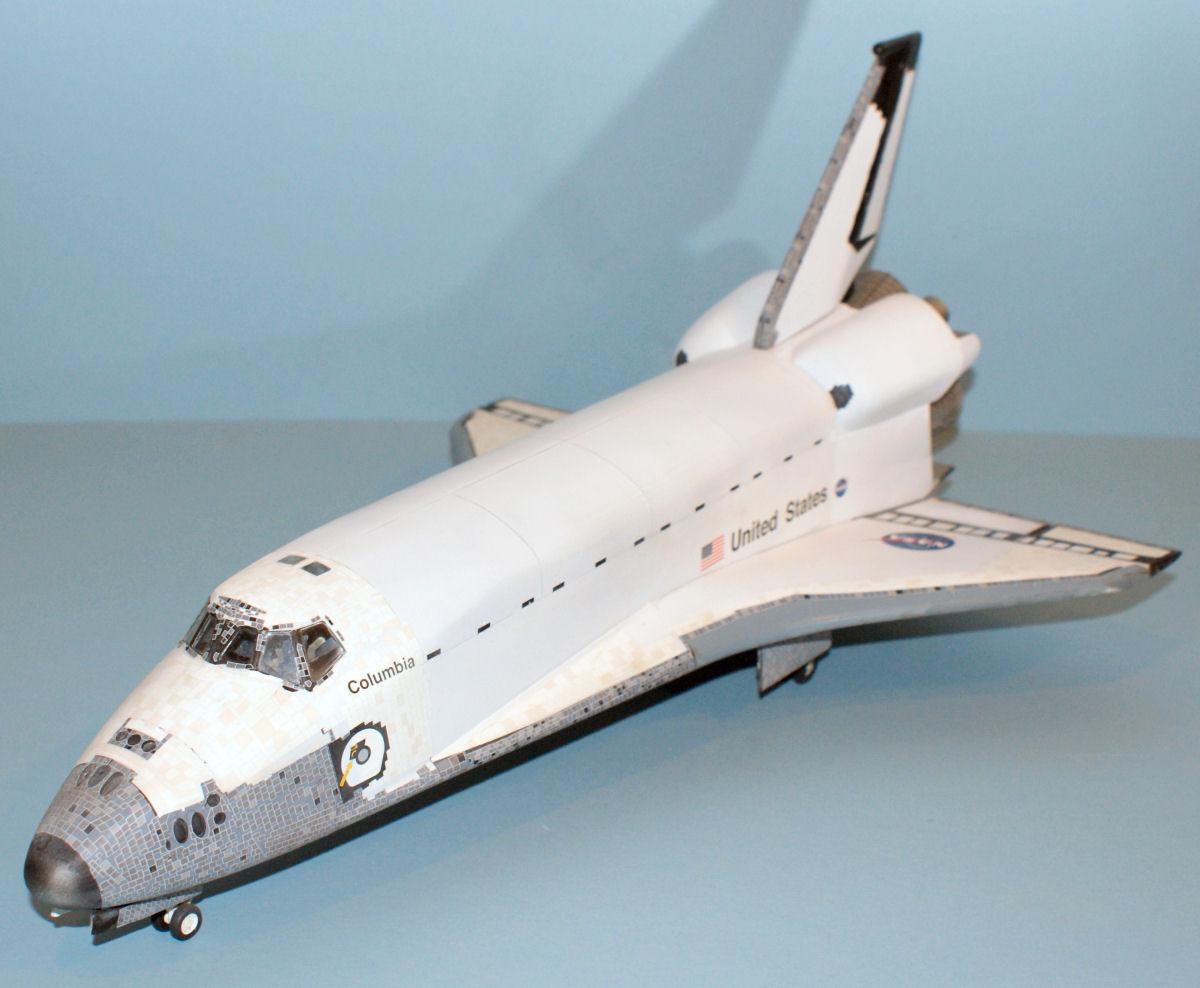 monogram space shuttle - photo #5