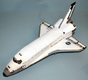 monogram space shuttle - photo #6