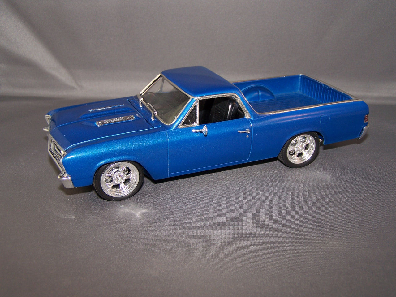 Revell 7548 1/25 Scale 1967 Chevrolet El Camino SS Kit Build Review