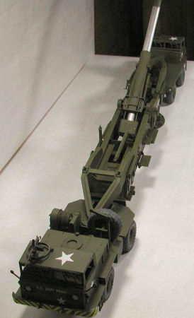 Revell/Renwall 7811 1/32 Scale Atomic Cannon Kit Build Review