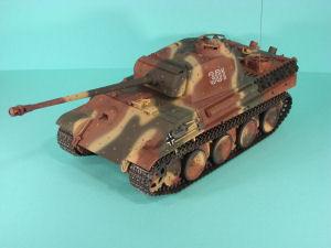 Tamiya 56022 1/16 Pz Kpfw V Sd Kfz 171 Panther Ausf G Full