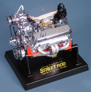 Testors 1 6 Chevy 350 Small Block Street Rod Engine Build Review
