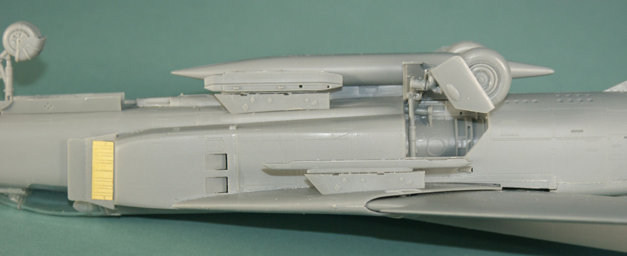 Return to the Trumpeter 1/48 MiG-23M Flogger B Quick Build Review
