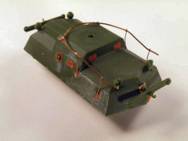 how to build a self propelled car