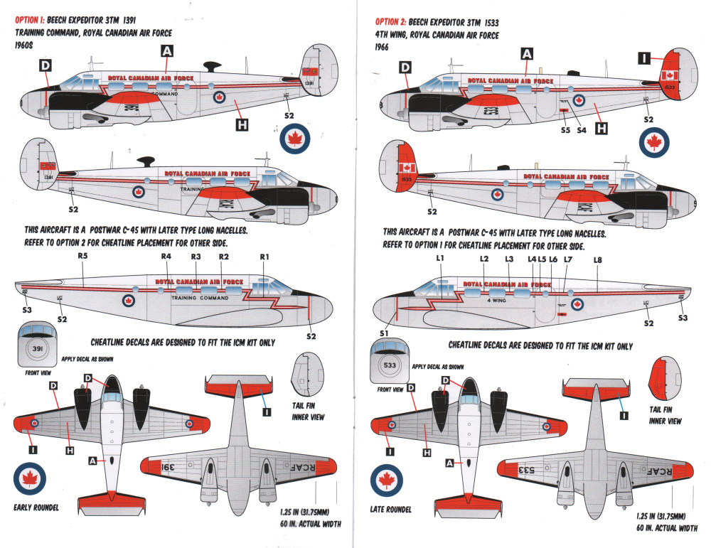 caracal models 48079 1 48 c 45 expeditor part 2 decal first look